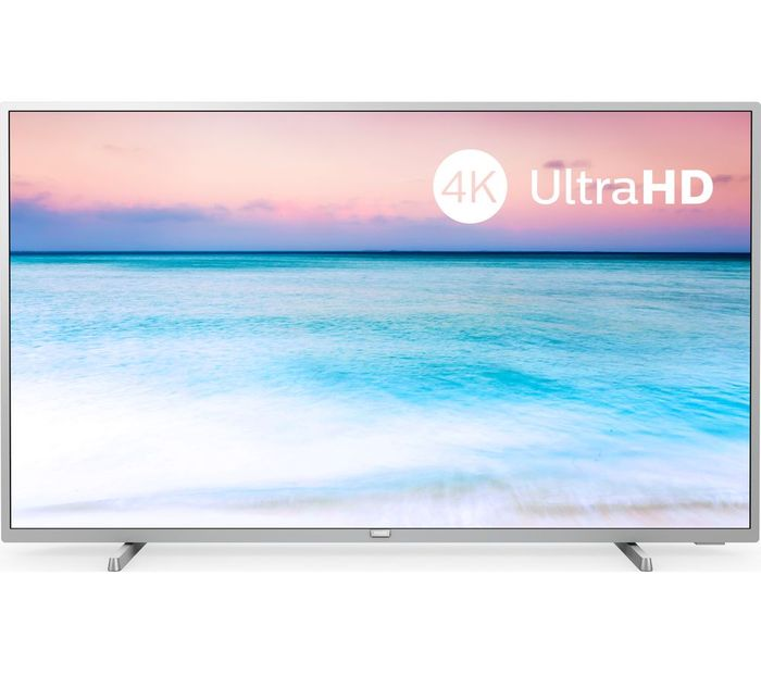 "Philips 50"" Smart 4K HDR LED TV £299 with Code"