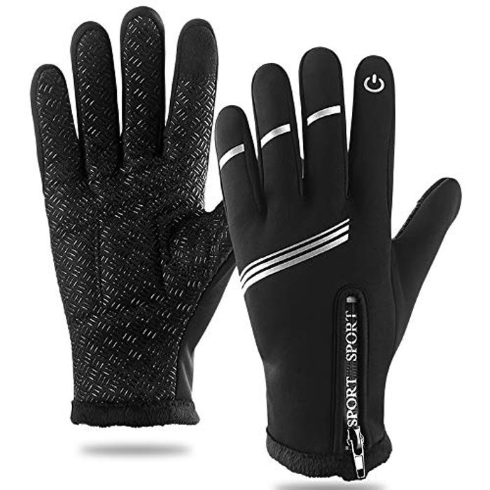 Touchscreen Windproof Cycling Gloves