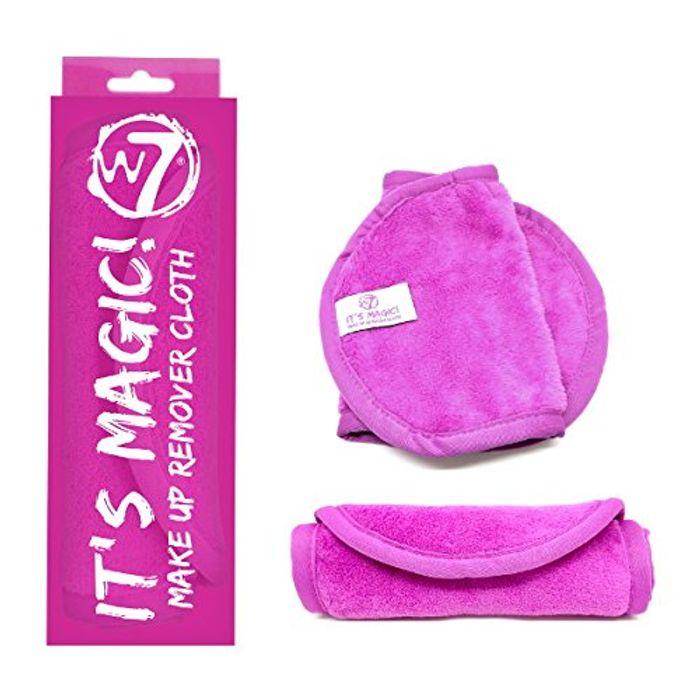 Best Ever Price! W7 IT'S MAGIC! Make up Remover Cloth - 62% Off!