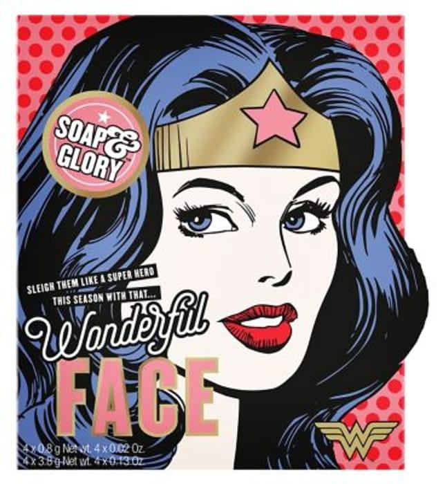 Soap & Glory Wonder Woman Wonderful Face