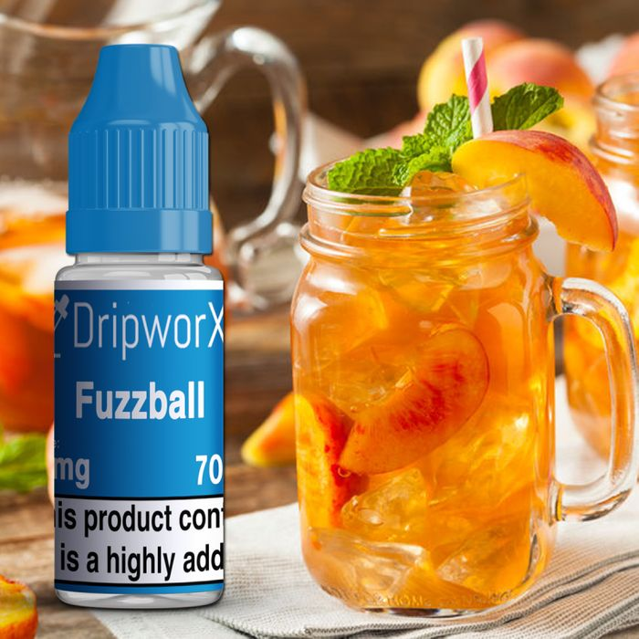 Dripworx 10ml Fuzzball Eliquid