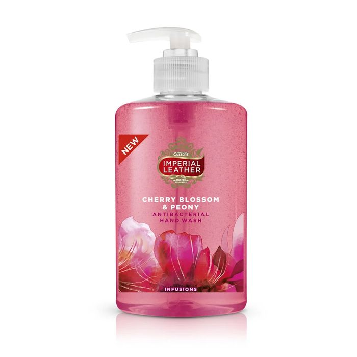 Imperial Leather Cherry Blossom and Peony Hand Wash 300ml - Save £0.40!