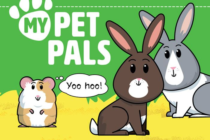 FREE Small Furries My Pet Pals Workshops at Pets at Home