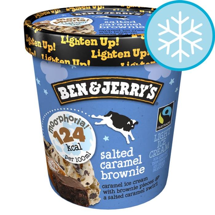 Ben & Jerry's Moophoria Ice Cream 500mL