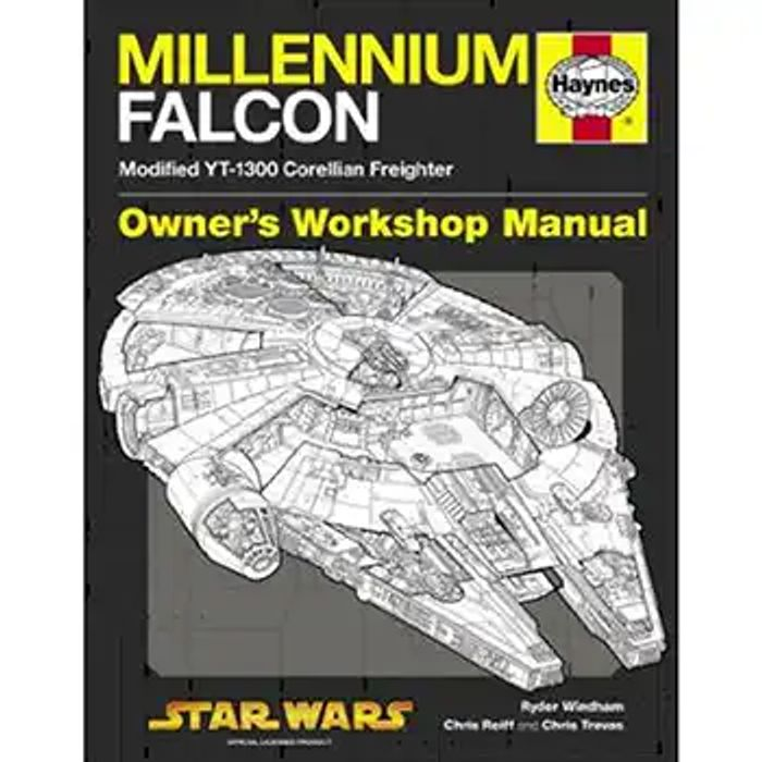 Haynes Star Wars Millennium Falcon Manual