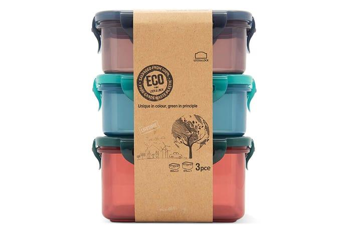 Best Ever Price! Eco 3 Piece Container Set