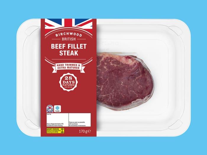 Beef 28-Days Matured Fillet Steak