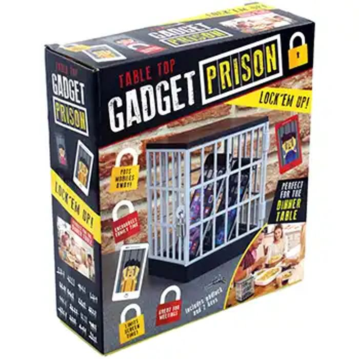 Table Top Gadget Prison - Only £3.75 with Code