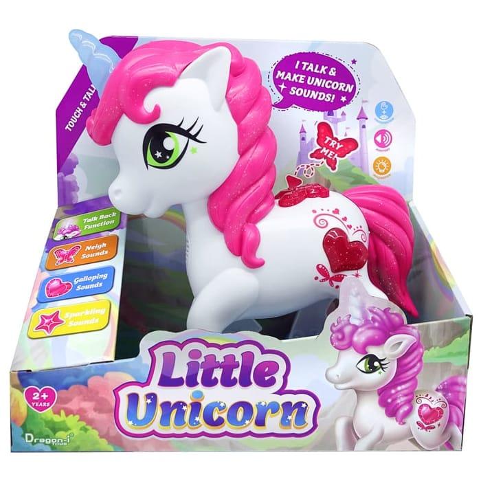 Touch & Talk Little Unicorn