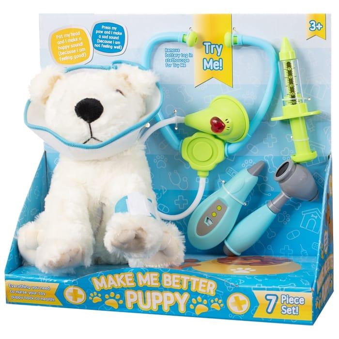 Make Me Better Puppy 7pc