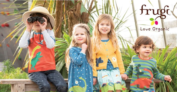 Get A Childrens Clothing Catalogue From Frugi FREE BY POST
