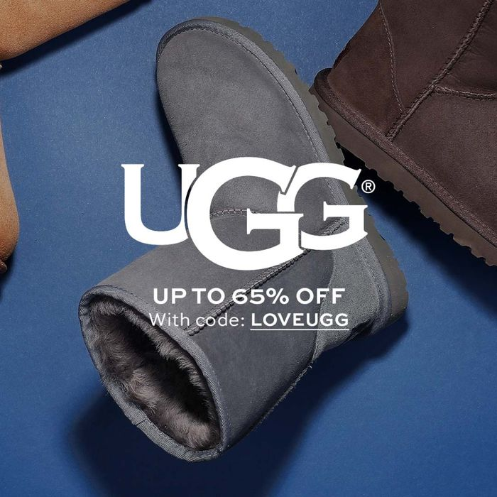 Up to 65% off Ugg