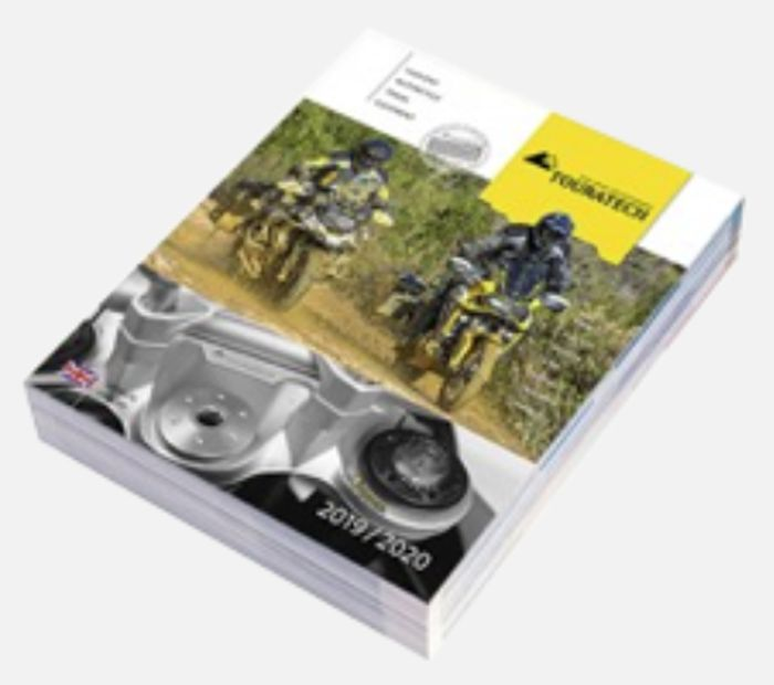 For The Bikers Here! Get Your TOURATECH CATALOGUE FREE BY POST