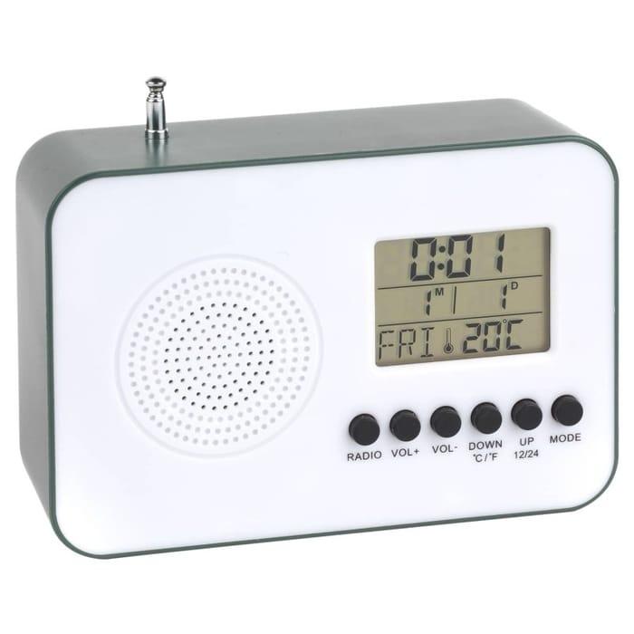 Intempo Portable FM Radio