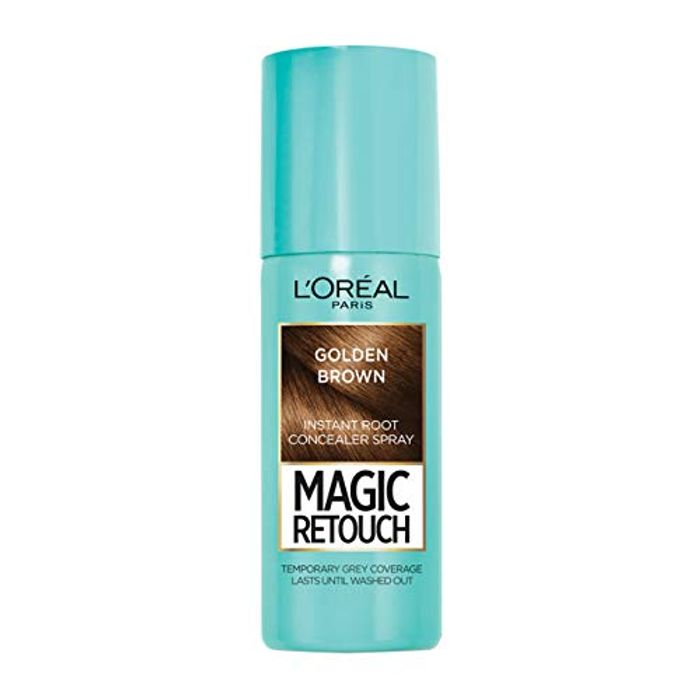 L'Oreal Magic Retouch Golden Brown Temporary Instant Root