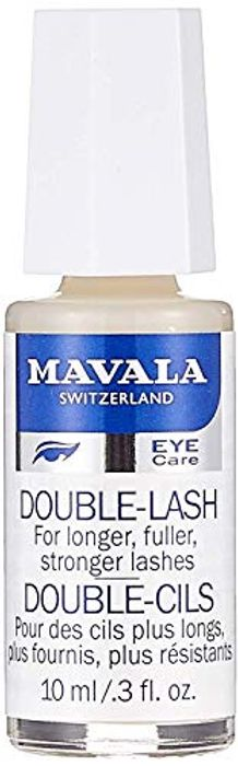 Mavala Double Lash - Strengthens Lashes Eyebrows for a Longer,