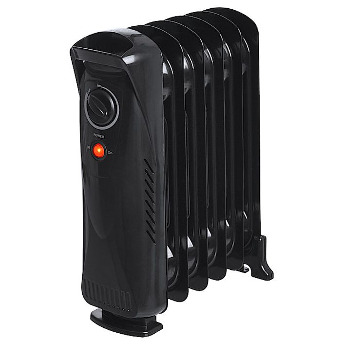 *SAVE £10* 500W Oil-Filled Radiator