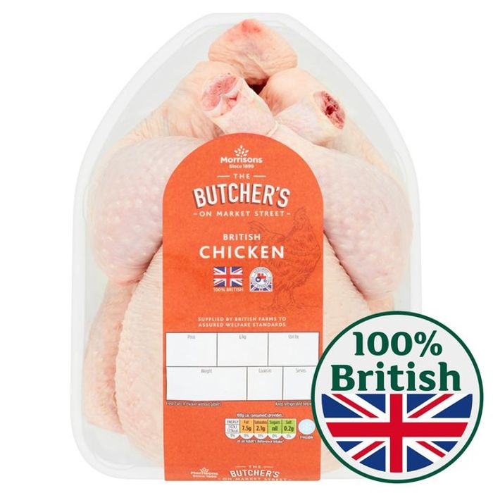 Special Offer - Whole Chicken 3 for £9