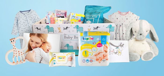Free Baby Box from Lidl
