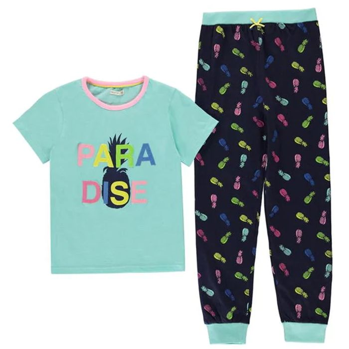 CRAFTED ESSENTIALS Design Pyjamas Childrens