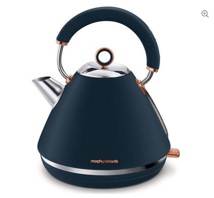 MORPHY RICHARDS Rose Gold Collection Kettle