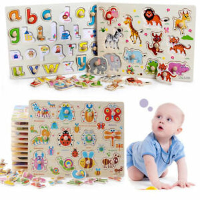 Cheap Toddler Puzzle at ebay Only £2.75!