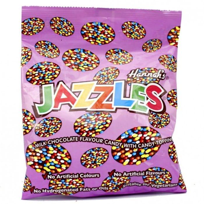 3 X Jazzles Milk Chocolate 60g