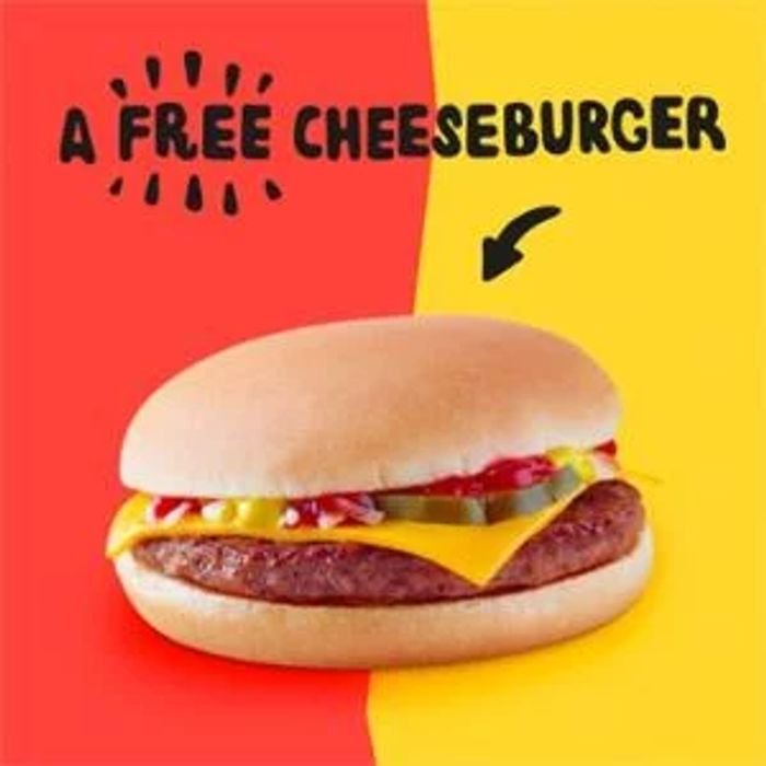 Student Offer Buy Any Extra Value or Wrap Meal and Get a Free Cheeseburger