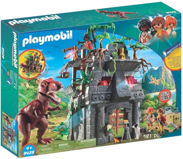 Playmobil Dinos - Hidden Temple with T-Rex (9429) *4.6 STARS*