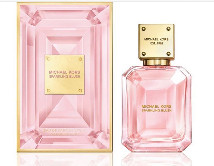 Michael Kors - 'Sparkling Blush' Travel Size Eau De Parfum 50ml