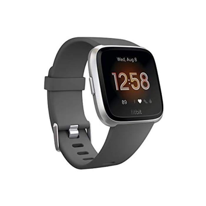 Best Ever Price! Fitbit Versa Lite Smart Watch