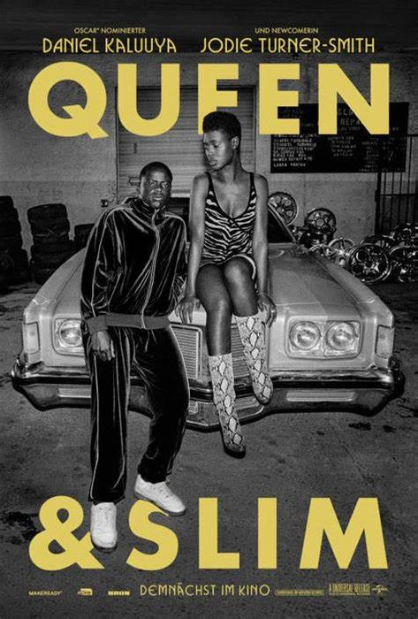 Free Cinema Tickets for Queen & Slim 16th Jan (Various Locations)