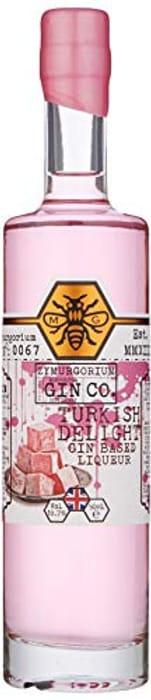 Best Ever Price! Zymurgorium Turkish Delight Gin, 50 Cl