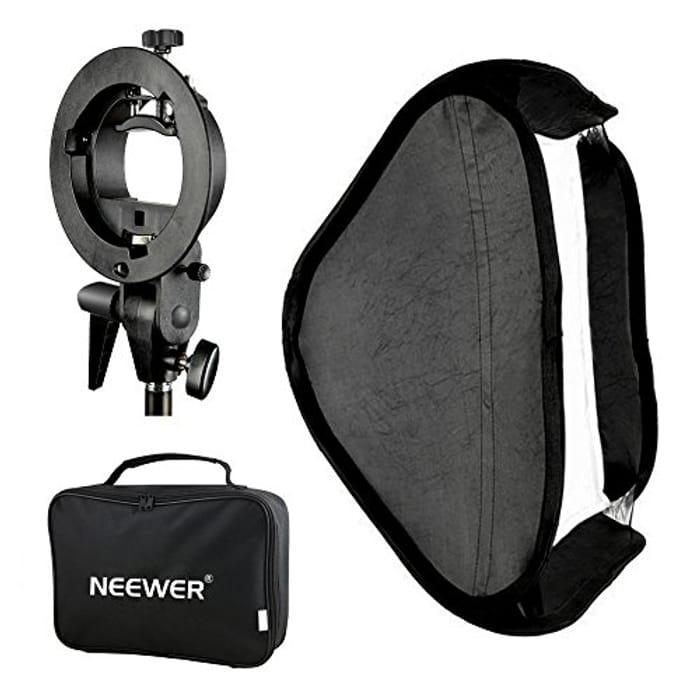 """Neewer Photo Studio Multifunctional 24x24"""" Softbox"""