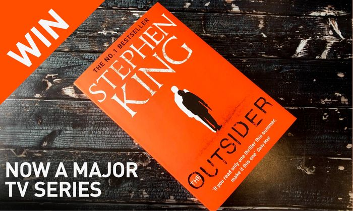 Win 3 X Copies of Outsider by Stephen King