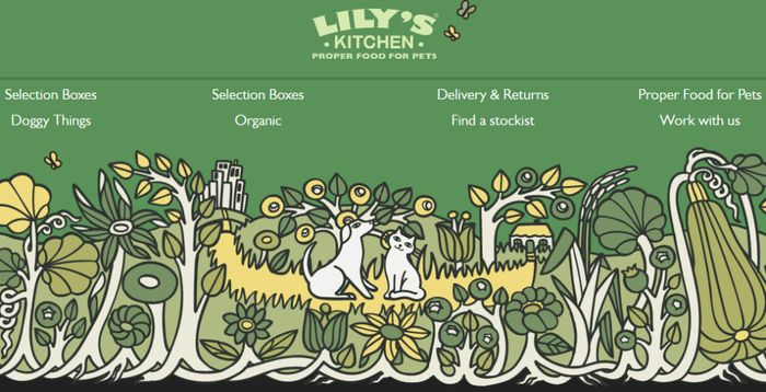 Lily's Kitchen, For Pets, Send Out 3 Different Free Samples For The Price Of P&P