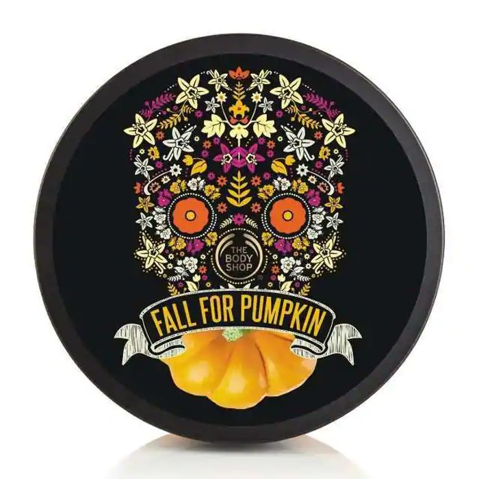 Half Price Pumpkin and Vanilla Body Butter at Body Shop