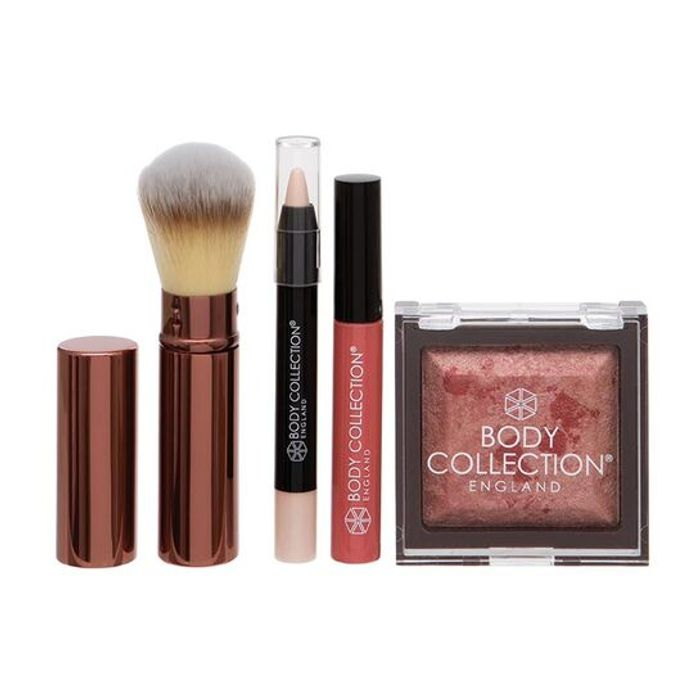 Body Collection Cosmetic Drawer Makeup Set