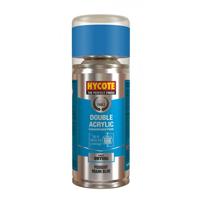 Various Hycote Car Spray Paints on Special Sale