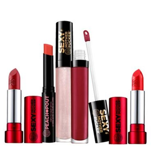Soap & Glory Perfect Pout Lip Bundle Down From £45 to £20