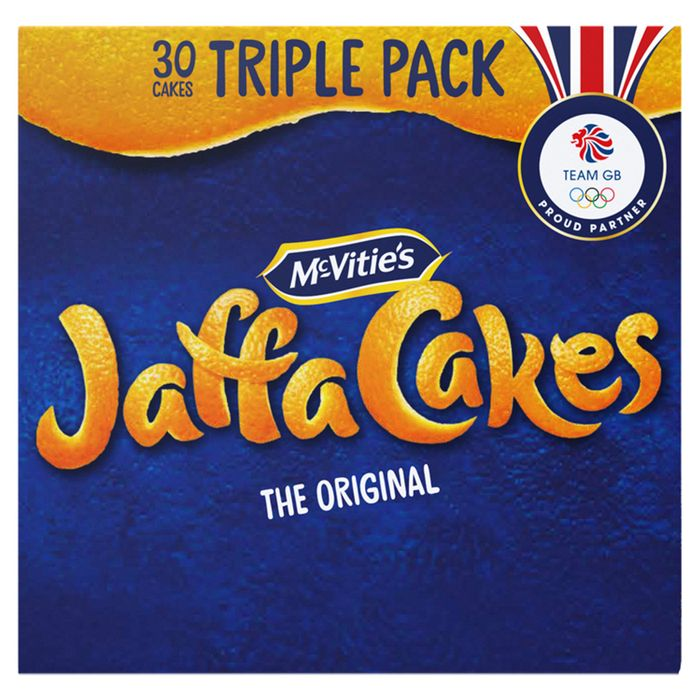 Mcvitie's Jaffa Cakes Triple Pack 30 Cakes - Better than Half Price!