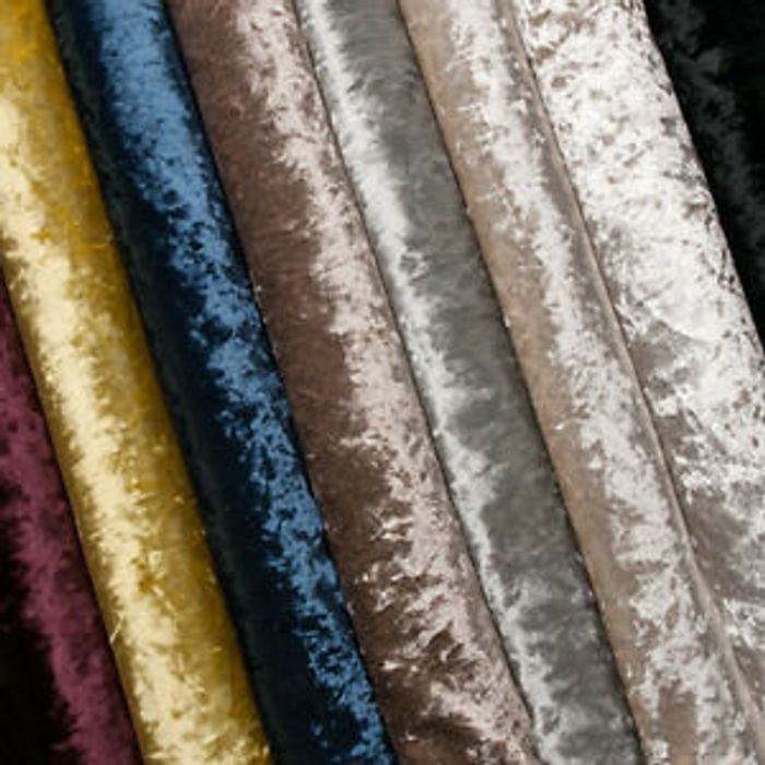 8 Free Velvet & Other Fabric Swatch Samples.