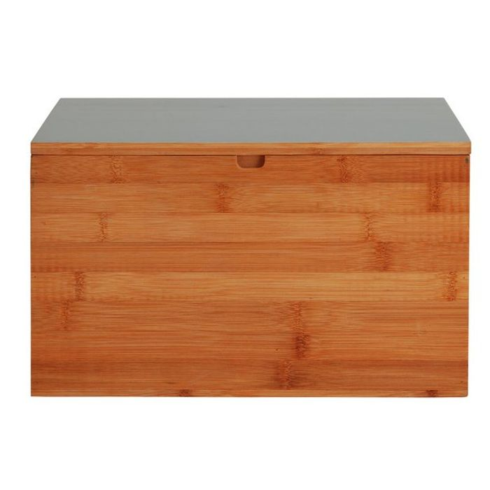 Cheap at Argos Home Wood Bread Bin, Only £12.5!