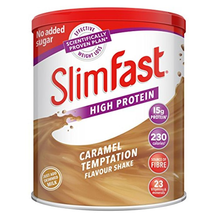 Best Price! SlimFast High Protein Shake Powder 438g (Pantry Item)