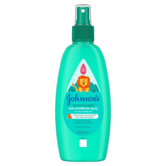 Best Price! Johnson's Kids No More Tangles Conditioner Spray 200Ml