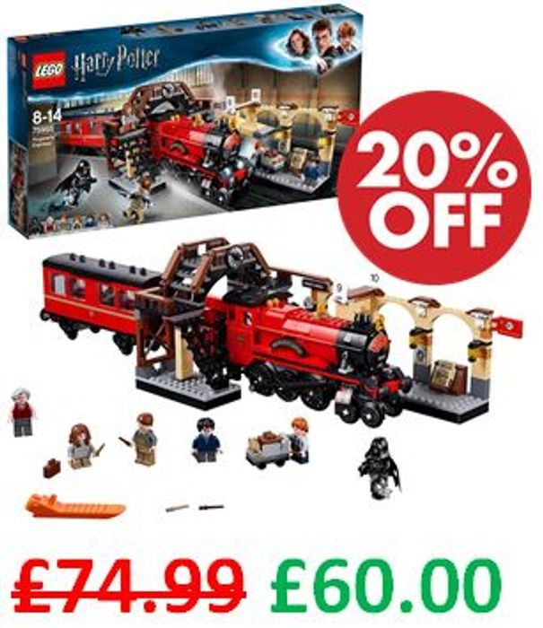 LEGO Harry Potter Hogwarts Express Train (75955)
