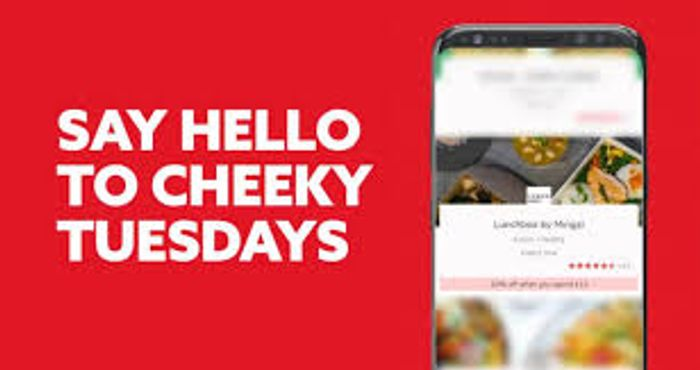Cheeky Tuesdays - Get 20% off Orders over £15 at Just Eat EVERY TUESDAY!