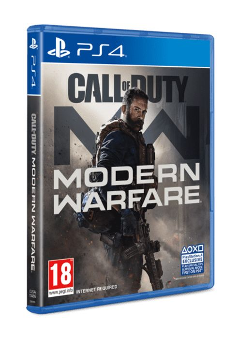 PS4 Call of Duty Modern Warfare £34.85 Delivered at ShopTo