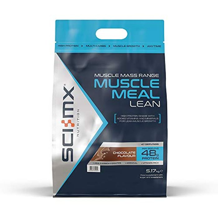 SCI-MX Nutrition Muscle Meal Lean, Protein Powder Lean Shake, 5.17 Kg, Chocolate