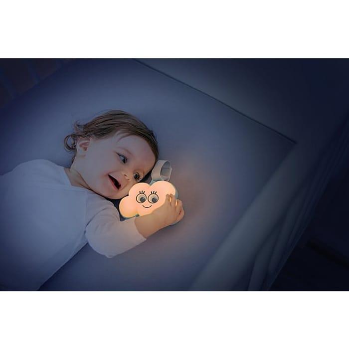 Badabulle Cloud Nightlight with Lullabies
